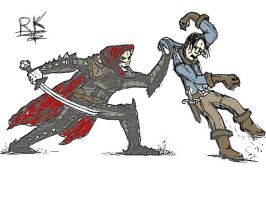 Assassin Coloured by Gears24