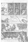 The Glimmer Society - Issue01 - Page 06 pencils by plaidklaus