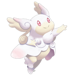 Mega Audino by AlouNea