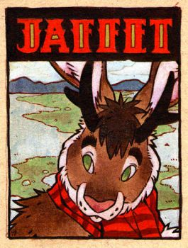 badge - jaffet by luve