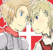 APH - Denmark and Norway by HngGlow