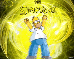 Los simpsons wallpaper by Neez-10