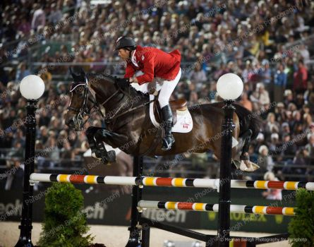 Eric and Hickstead PRINT auct by Rohwen