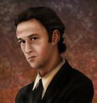 Joseph Gordon-Levitt by ElreniaGreenleaf