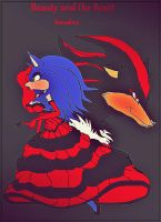 Beauty and the Beast...Sonadow by kenl1