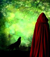 Red Riding Hood by SeerOfEndor