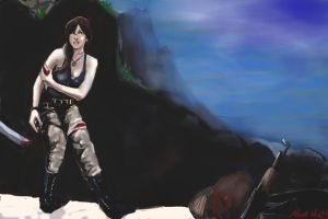 Lara by namelessone69