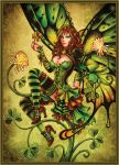 Clover Fairy by Candra