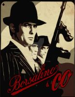 Borsalino and Co by Ger1co