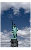 Statue of Liberty by Lisa-M-T