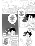 D. Roger High - A One Piece Doujinshi .:Page 1:. by D-RogerHigh