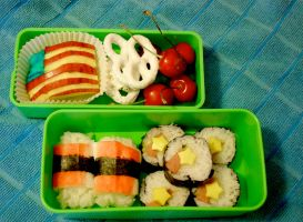 USA Bento by mindfire3927