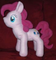 Pinkie Pie plush by AniPirates