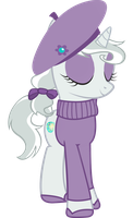 French Opalescence Pony by cool77778