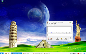 Laptop Desktop 1-21-07 by s3vendays