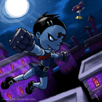 Rooftop Rampage by ClaraKerber