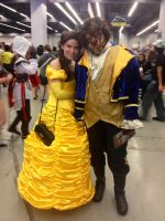 Beauty and The Beast CCM 2015 by Dream-Angel-Artista