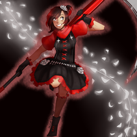 PMMM Crossover: Ruby by Sogequeen2550