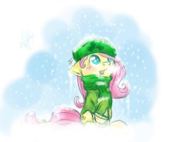 Snow... by SupLoLNope