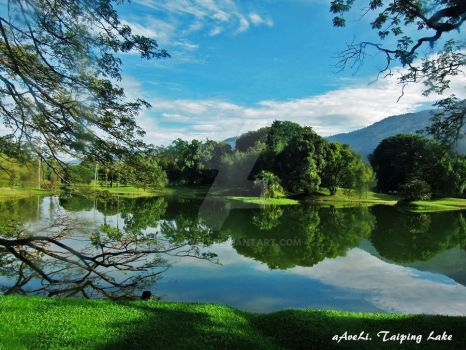 Taiping Lake Garden by aAveLi