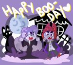 FELIZ BOO-DAY!! by mitsuki-riu