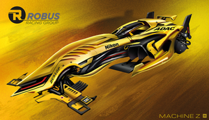 ROBUS - Racing Group | Machine Z by IllOO