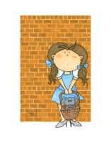 Dorothy Gale (Oz) by crazycat13design