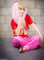 I dream of Jeannie by Arrocito