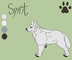 Spirit Ref. by Ink--Chan