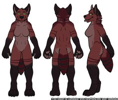 Adoptable canine CLOSED by Glasiar