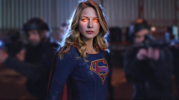 Supergirl by watchall