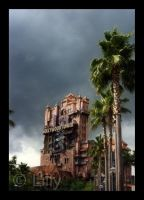 Hollywood Tower Hotel by liliy