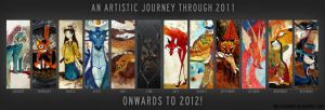 2011- a journey trough my gallery by 00BlacKBerrY00