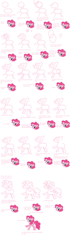Pinkie Pie On Paint by RyugiSilver