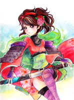 Momohime by Princess--Ailish
