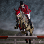 Training Clinic Event - Show-Jumping by FeatherCandy
