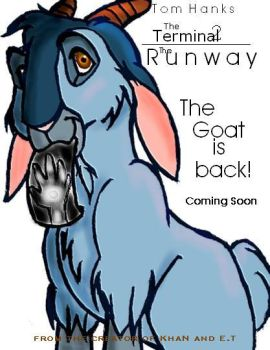 The Terminal- THE GOAT IS BACK by SaddlePatch