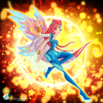Meteor Rain by ColorfullWinx