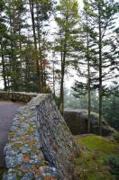 Rock wall Mt Erie by ShannonCPhotography