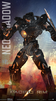Pacific Rim Jaeger - Neo Shadow by ShadowStalker1217