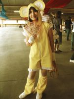 .Cosplay Kero CCS by hassu-stock