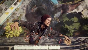InFamous: Second Son by AcerSense