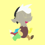Baby Discord [Lineless Version] by BlueStreamBrony