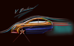Three Wheeler Concept CAr by ViliamBalara
