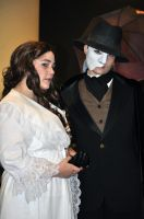 Phantom and Christine by Shantella