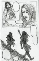 Comic Sketch by nolwen