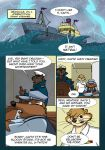 Rough Housing Issue Two Page Four by the-gneech