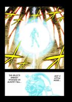 guyver chapter 50 page 1 colour by unknownguyver81