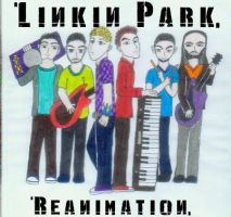 Reanimation Cover Redesign by HollysHobbies