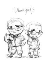 SG-1 Thank you! by JoannaJohnen